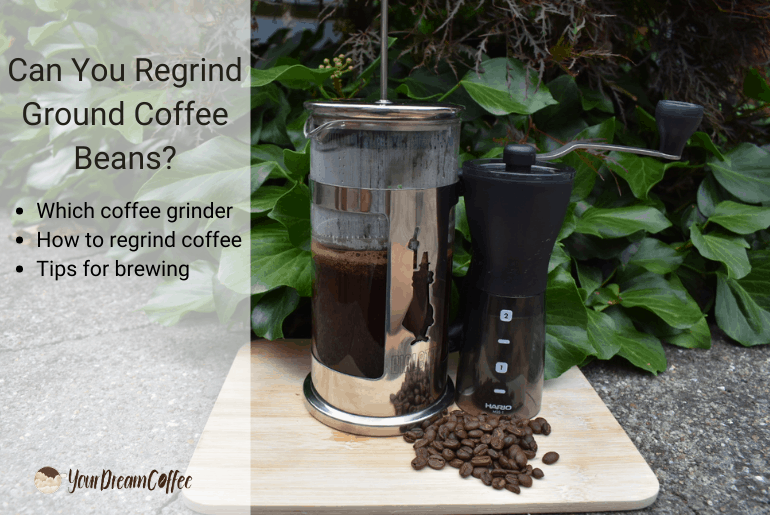 Can You Regrind Ground Coffee Beans? Learn How in 2020