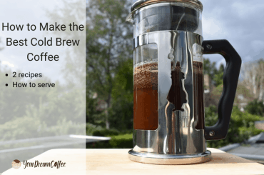 How to Make the Best Cold Brew Coffee (2 Recipes)