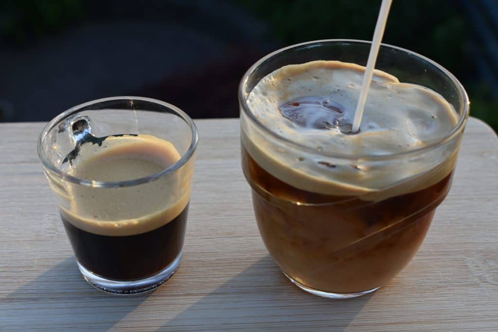Is cold brew stronger than espresso: Does the size of the cup matter?