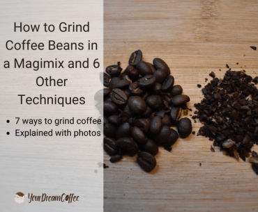 How to Grind Coffee Beans in a Magimix and 6 Other Techniques