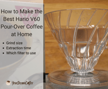 How to Make the Best Hario V60 Pour-Over Coffee at Home