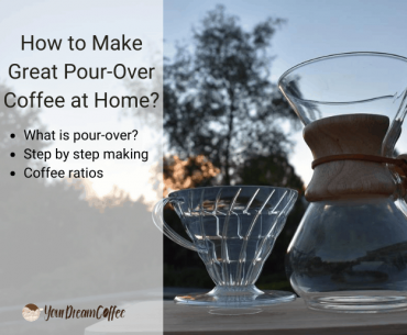 How to Make Great Pour-Over Coffee at Home? (2 Techniques)