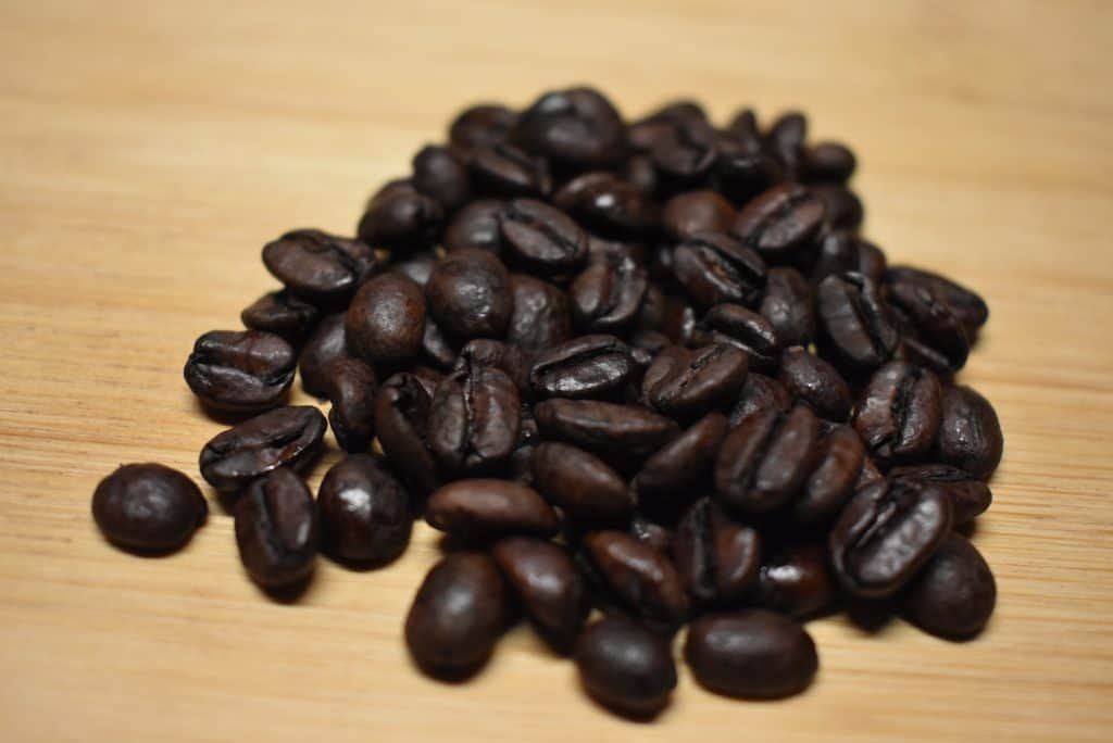 Nice coffee beans from Costa Rica