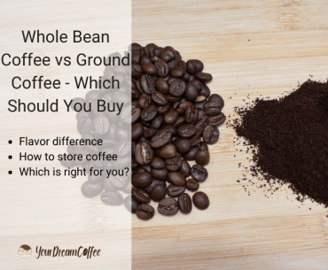 Whole Bean Coffee vs Ground Coffee – Which Should You Buy