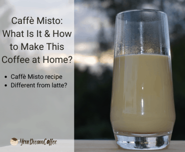 Caffè Misto: What Is It & How to Make This Coffee at Home?