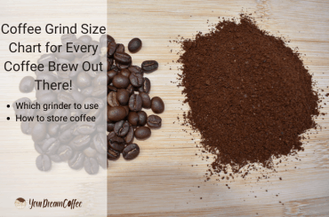 Coffee Grind Size Chart for Every Coffee Brew Out There!