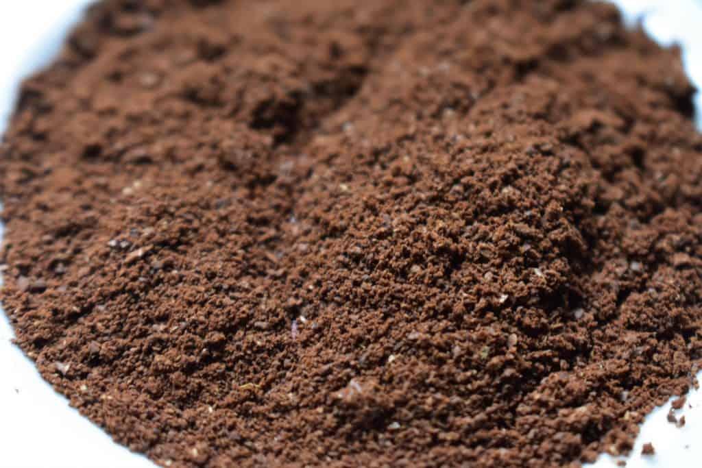Espresso coffee grind