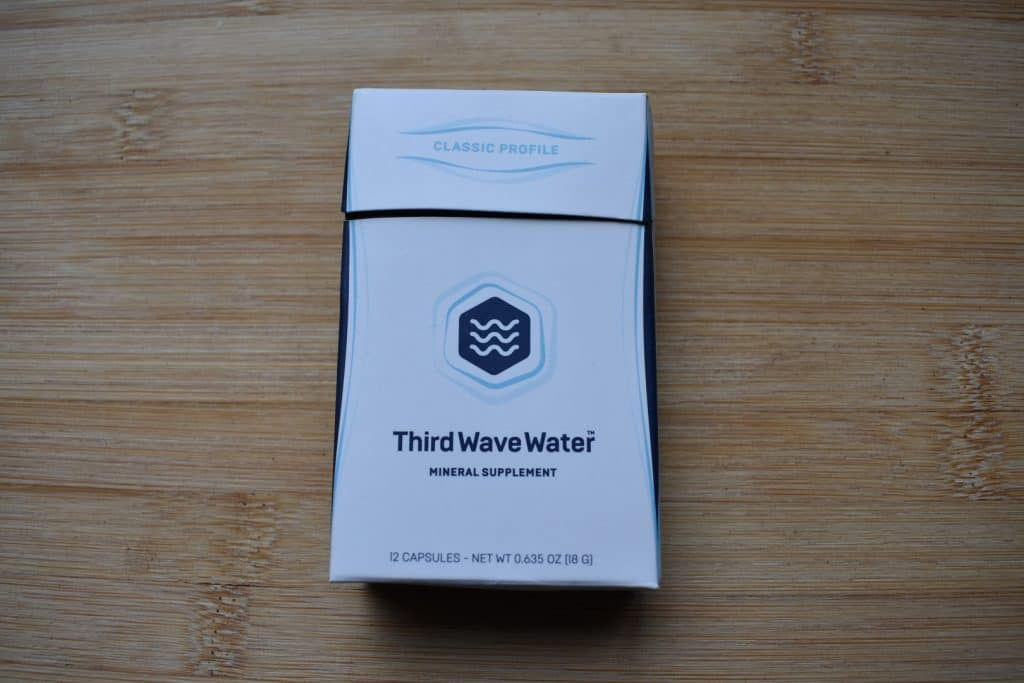 Third wave water picture