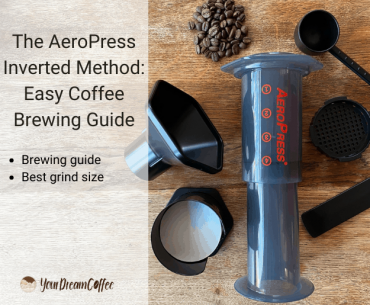The AeroPress Inverted Method: Easy Coffee Brewing Guide