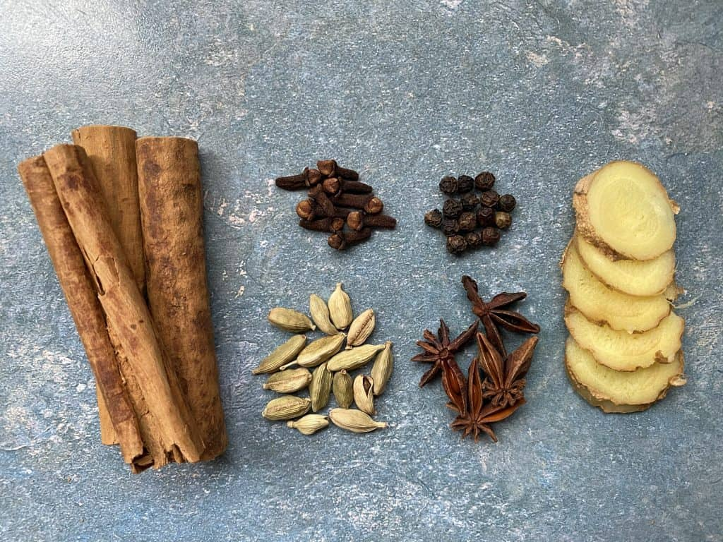 Spices for the Chai