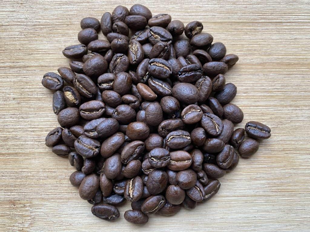 """""""Medium roasted coffee beans"""""""
