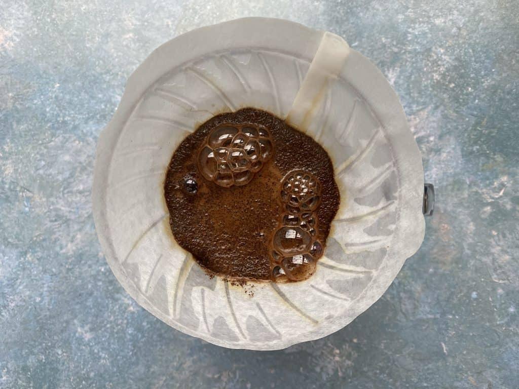 """""""Coffee is blooming"""""""