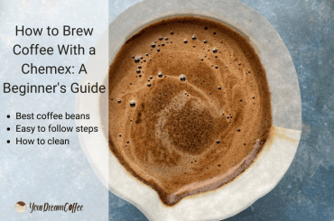 How to Brew Coffee With a Chemex: A Beginner's Guide