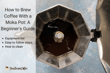 How to Brew Coffee With a Moka Pot: A Beginner's Guide