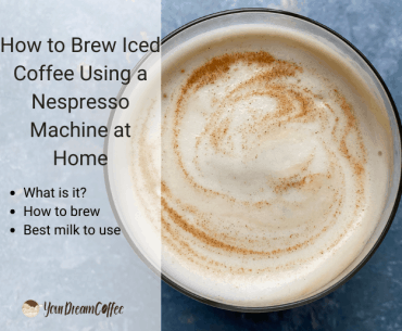 How to Brew Iced Coffee Using a Nespresso Machine at Home