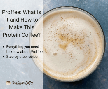 Proffee: What Is It and How to Make This Protein Coffee?