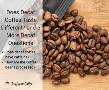 Does Decaf Coffee Taste Different? and 6 More Decaf Questions
