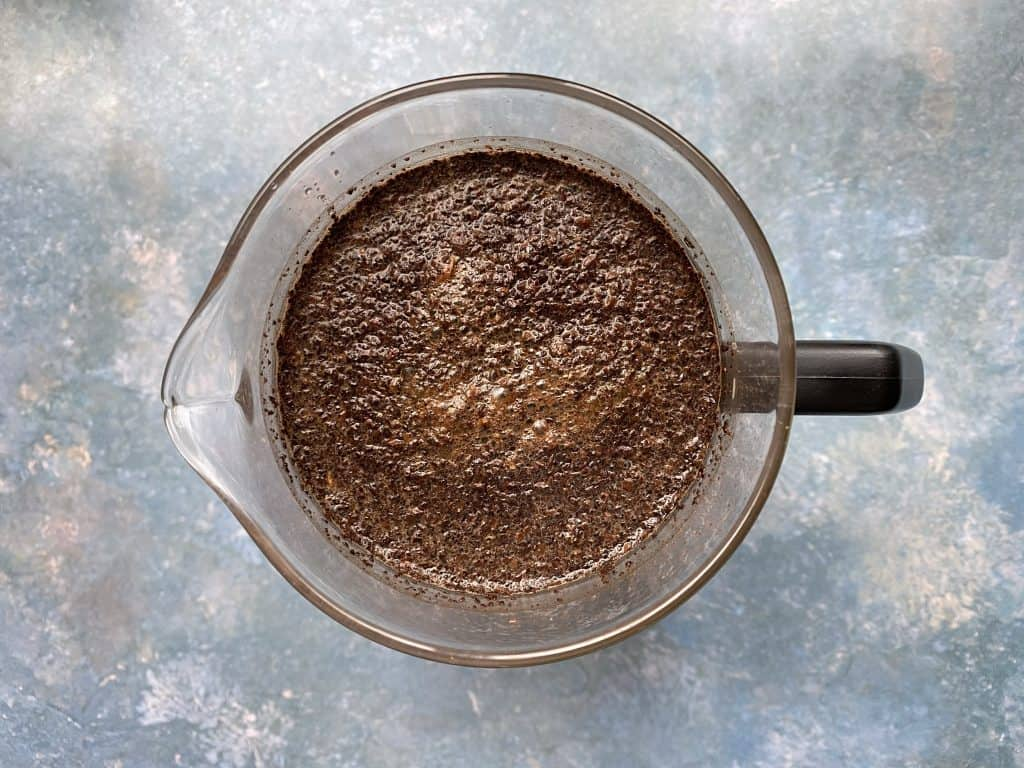 """""""Cold brew coffee steeping."""""""