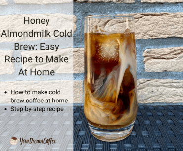 Honey Almondmilk Cold Brew: Easy Recipe to Make At Home