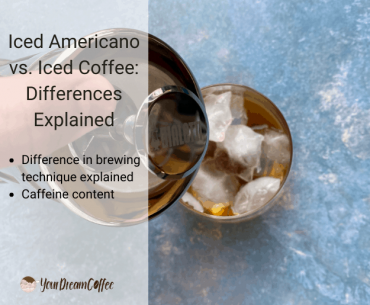 Iced Americano vs. Iced Coffee: Differences Explained