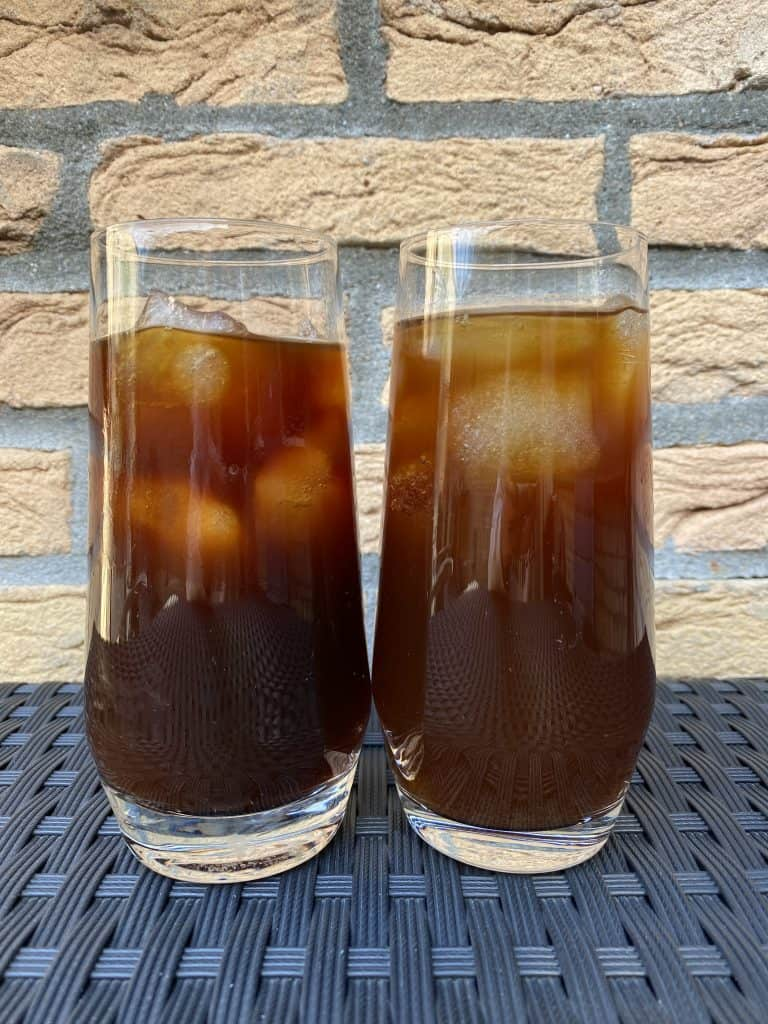 """""""Iced coffee vs. cold brew."""""""