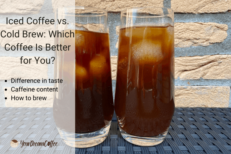 Iced Coffee vs. Cold Brew: Which Coffee Is Better for You?