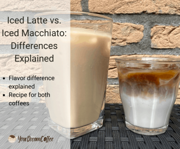 Iced Latte vs. Iced Macchiato: Differences Explained