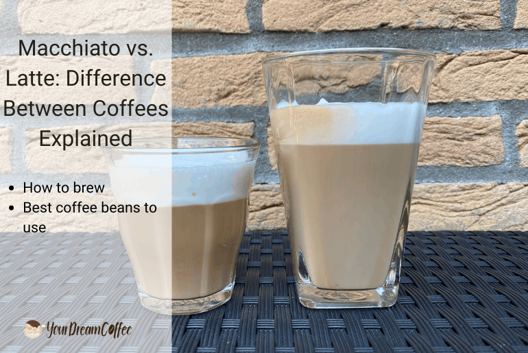 Macchiato vs. Latte: Difference Between Coffees Explained