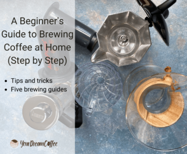 A Beginner's Guide to Brewing Coffee at Home (Step by Step)