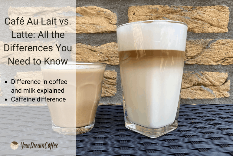 Café Au Lait vs. Latte: All the Differences You Need to Know
