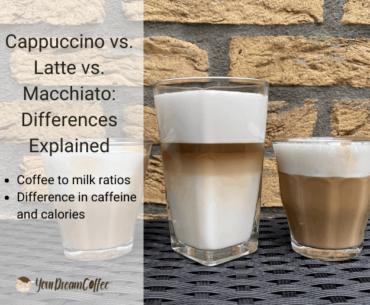 Cappuccino vs. Latte vs. Macchiato: Differences Explained