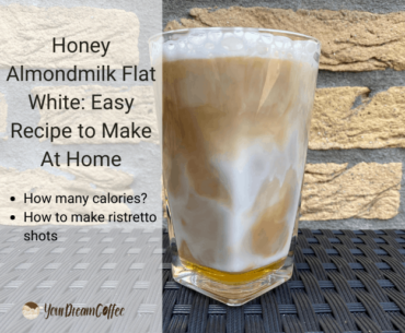 Honey Almondmilk Flat White: Easy Recipe to Make At Home