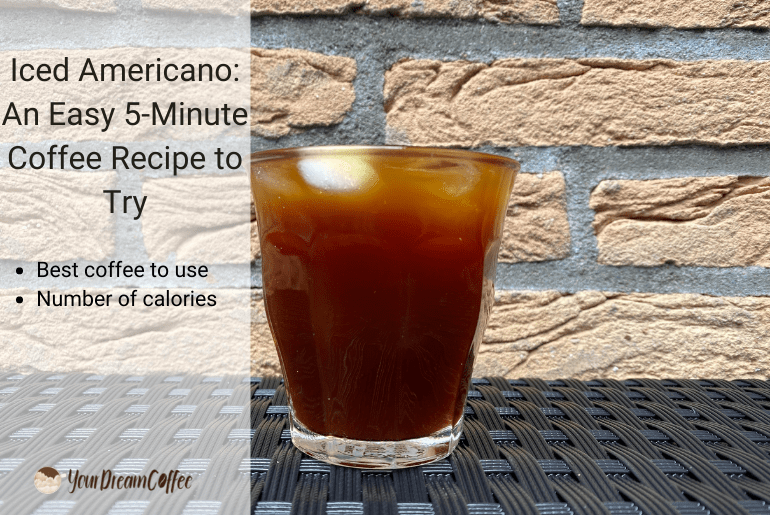 Iced Americano: An Easy 5-Minute Coffee Recipe to Try
