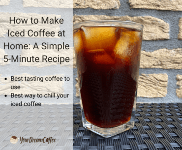 How to Make Iced Coffee at Home: A Simple 5-Minute Recipe