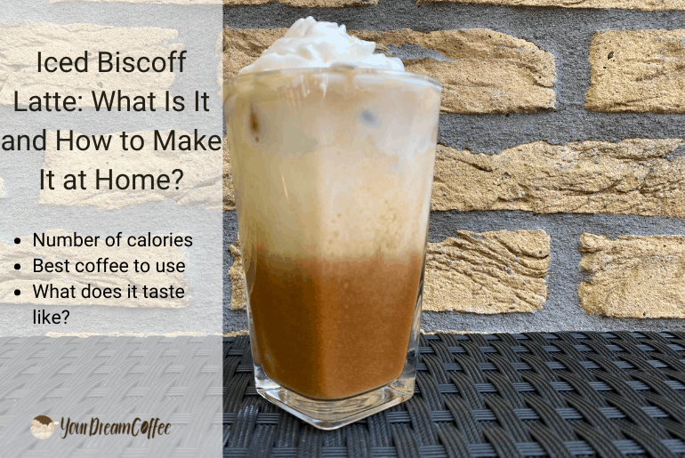 Iced Biscoff Latte: What Is It and How to Make It at Home?