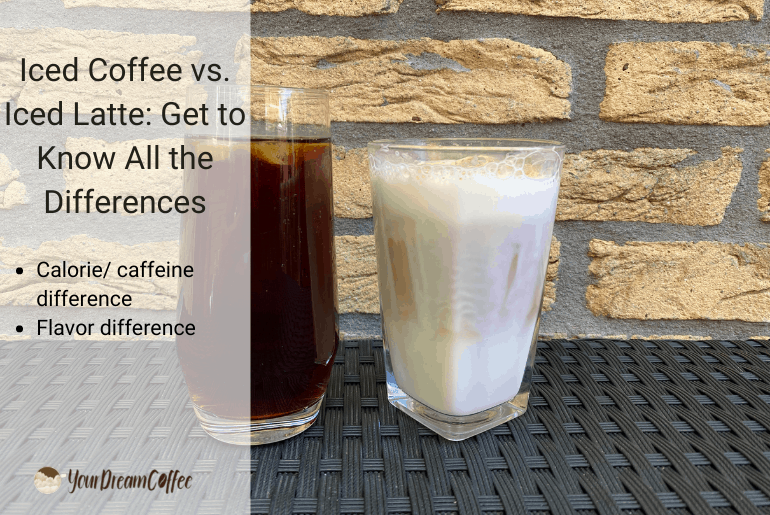 Iced Coffee vs. Iced Latte: Get to Know All the Differences