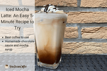 Iced Mocha Latte: An Easy 5-Minute Recipe to Try