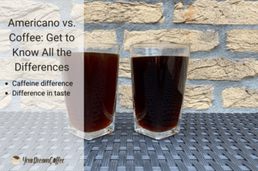 Americano vs. Coffee: Get to Know All the Differences