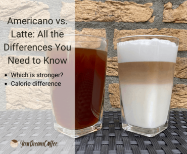 Americano vs. Latte: All the Differences You Need to Know