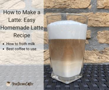 How to Make a Latte: Easy Homemade Latte Recipe