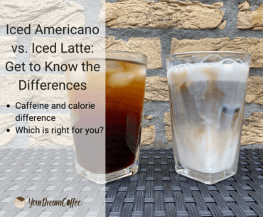Iced Americano vs. Iced Latte: Get to Know the Differences
