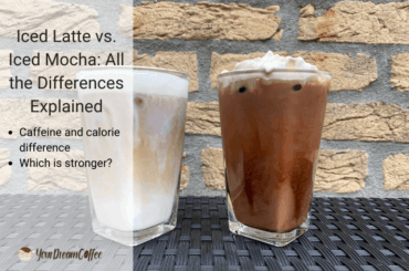 Iced Latte vs. Iced Mocha: All the Differences Explained