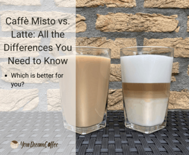Caffè Misto vs. Latte: All the Differences You Need to Know