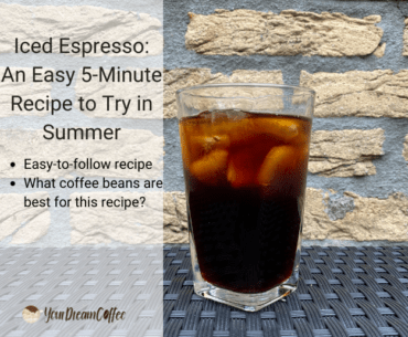 Iced Espresso: An Easy 5-Minute Recipe to Try in Summer