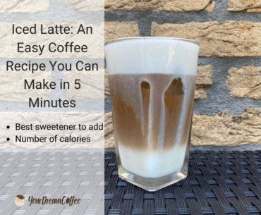 Iced Latte: An Easy Coffee Recipe You Can Make in 5 Minutes