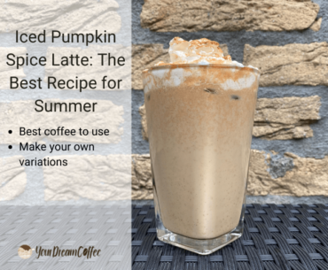 Iced Pumpkin Spice Latte: The Best Recipe for Summer