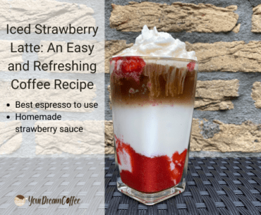 Iced Strawberry Latte: An Easy and Refreshing Coffee Recipe