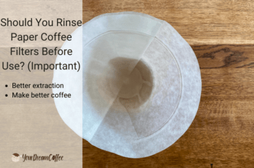 Should You Rinse Paper Coffee Filters Before Use? (Important)