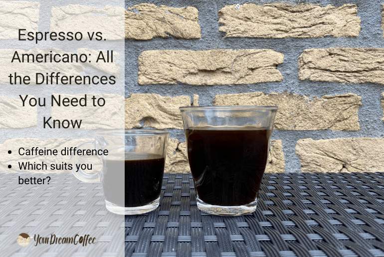 Espresso vs. Americano: All the Differences You Need to Know