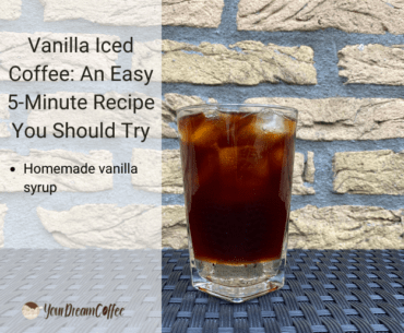 Vanilla Iced Coffee: An Easy 5-Minute Recipe You Should Try